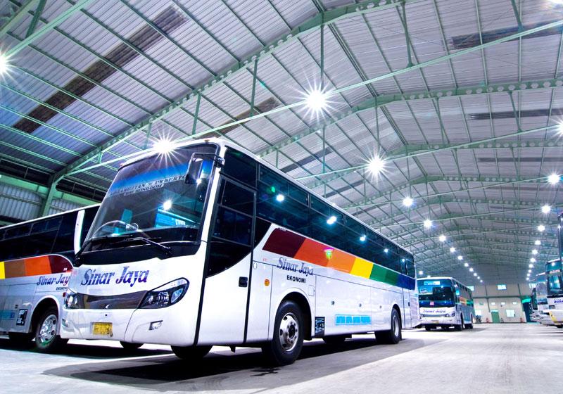Harga Tiket Bus Dan Rute Po Sinar Jaya Terbaru 2016 Jalur Bus