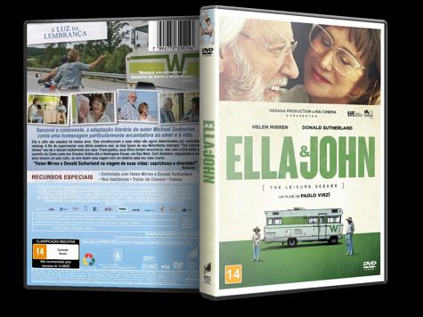 Capa DVD Ella & John