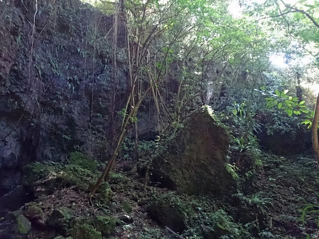 轟壕(カーブヤーガマ)の写真