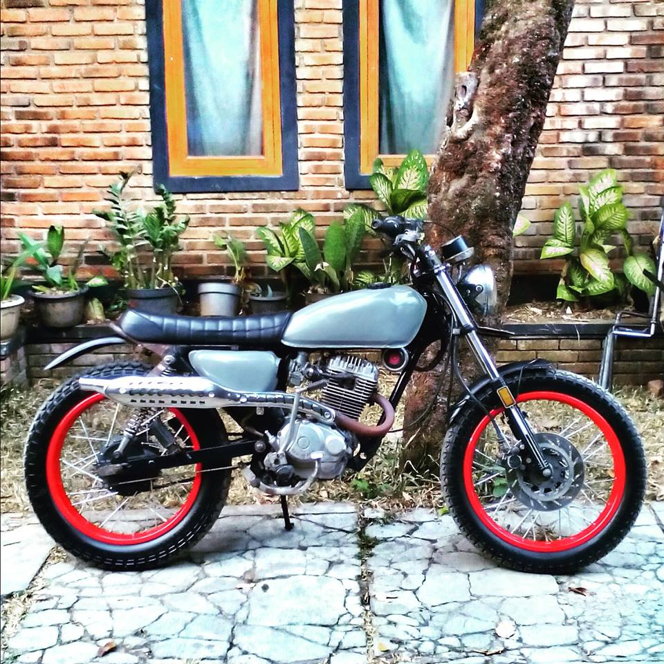25 Modifikasi Honda CB 100 All Varian Klasik
