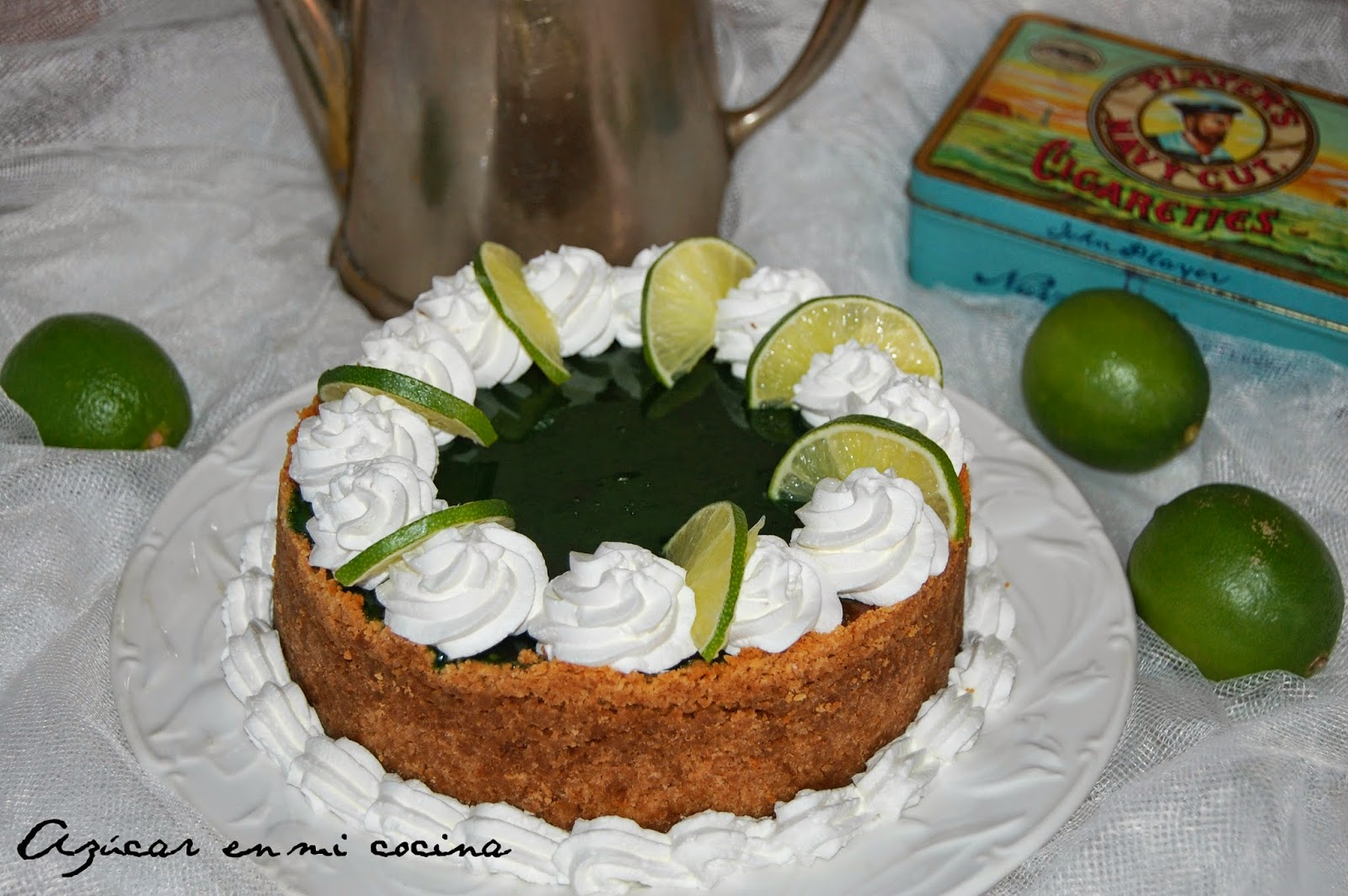 http://azucarenmicocina.blogspot.com.es/2014/07/cheesecake-de-lima-y-sorteo.html