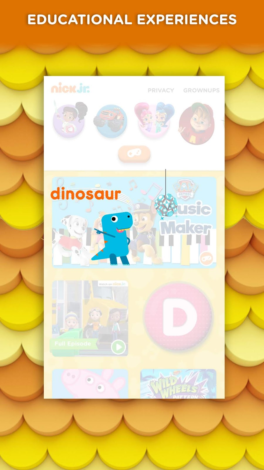 NickALive!: Nickelodeon Asia Launches Nick Jr. Play App in Singapore