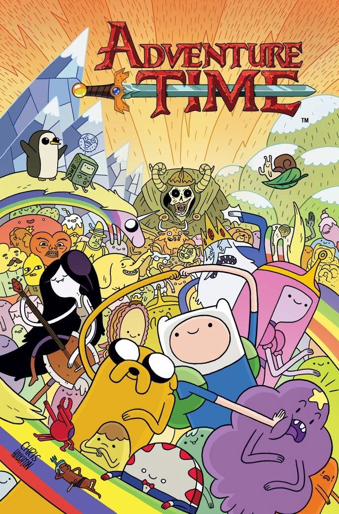 Post-Credit Coda: Top Ten TV Time!