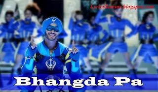 Bhangda Pa - A Flying Jatt