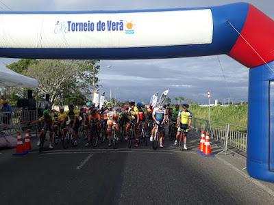 Equipe Registro-SP Cycling Team participa do Torneio de Verão de Ciclismo