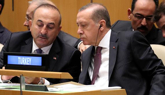 Türkiye cumhubaşkanı