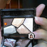 Glitter Eyeshadow Kanebo Kate eyeshadow.
