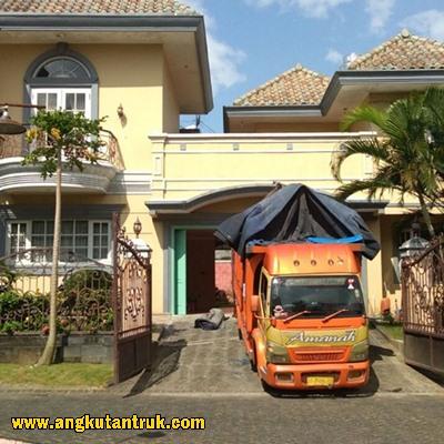 Jasa Angkutan Truk di Malang Murah
