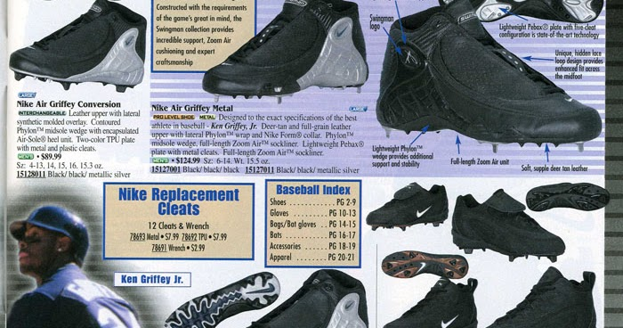 """73bd6960b36 John Brown s Public Diplomacy Press and Blog Review  Nike Remembers Iconic  Election Ads With """"Vote For Griffey"""" Retros"""