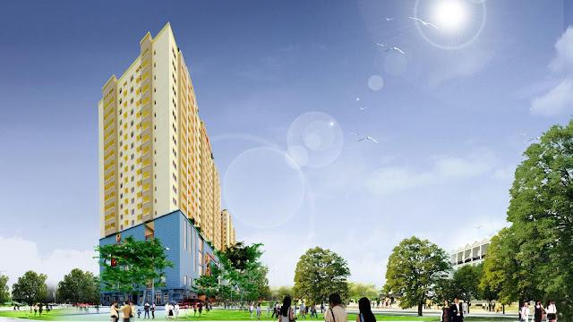 Dự án chung cư Lộc Ninh