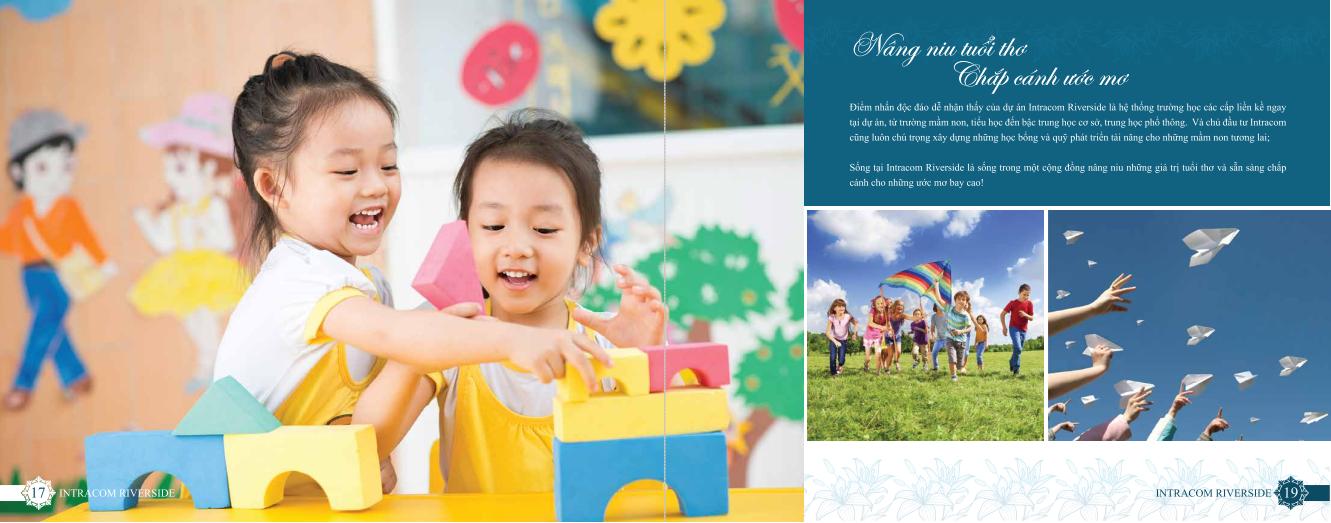 Không gian tiện ích hoàn hảo phục vụ nhu cầu vui chơi của bạn và gia đình
