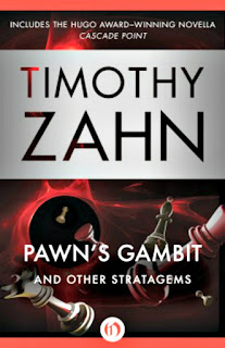Review of Pawn's Gambit by Timothy Zahn. While I'm pretty sure that this was my first Zahn book, it definitely won't be my last! I'm more of a fantasy reader than science fiction fan, but it looks like I still have plenty of options.