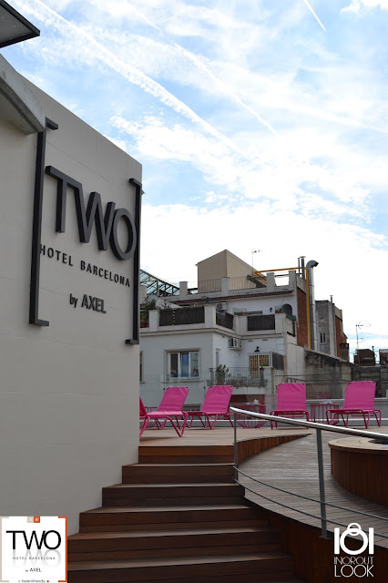 """Two Axel Hotel Barcelona"""