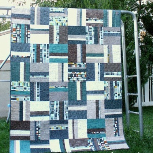 Twin Size Quilt - Tutorial