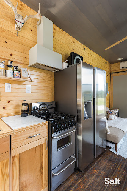 Film Truck Tiny House