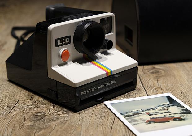 Aplicativos vintage e retrô para fotos e vídeos