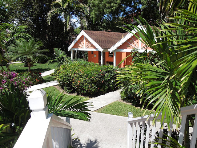Caribbean Grove cottages