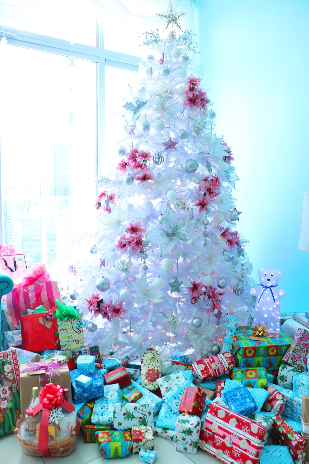 A magical Christmas Morning