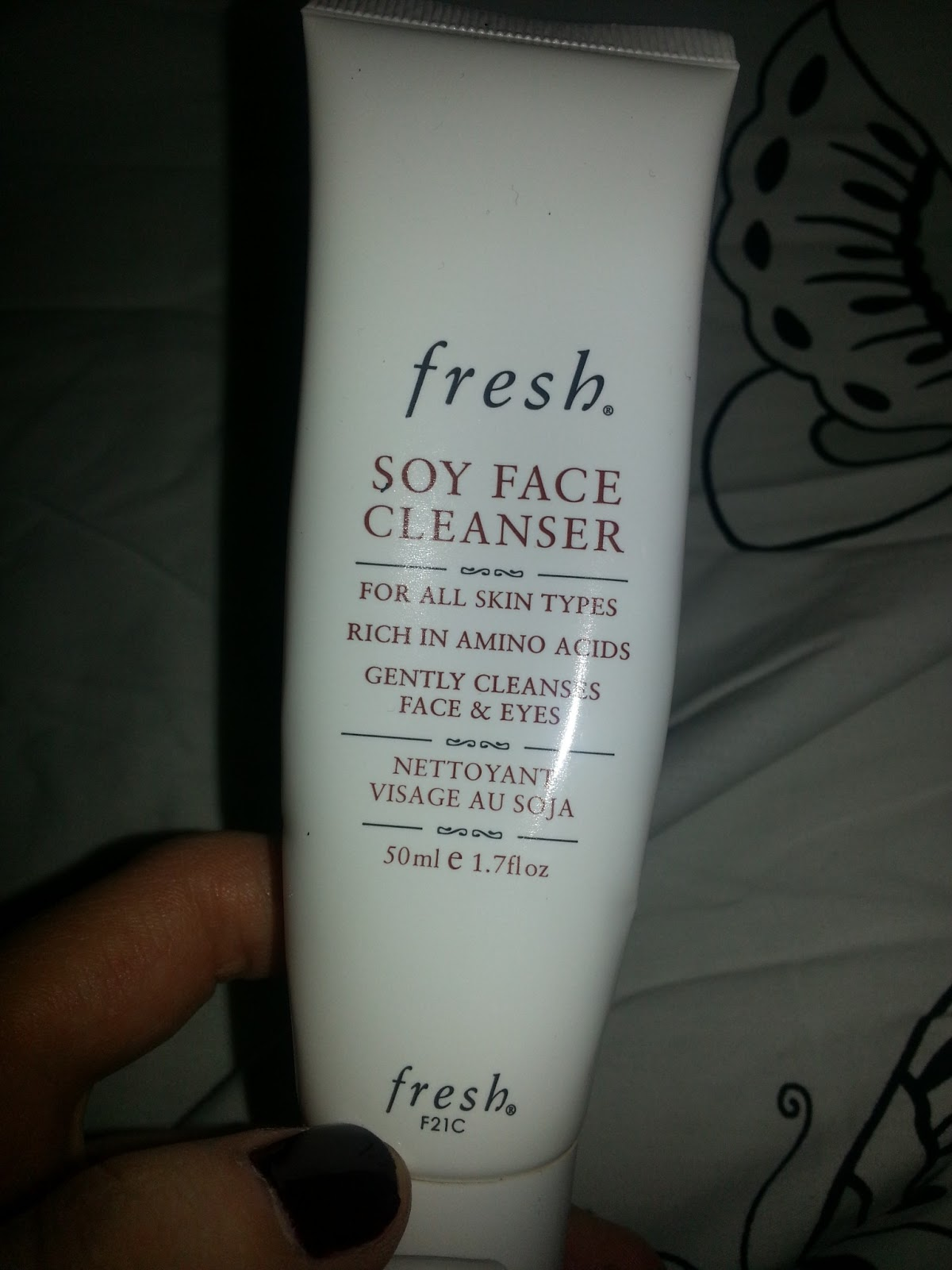 Soy Face Cleanser by fresh #15