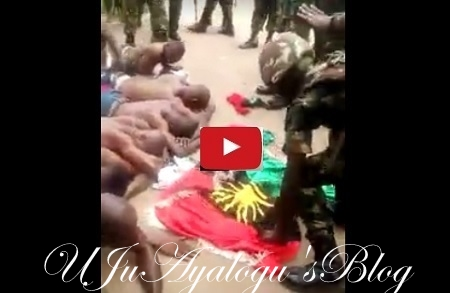 IPOB-Military Face-Off: Gov. Ikpeazu, Traditional Rulers, GOC 82 Div Meet As Army Investigates Viral Video