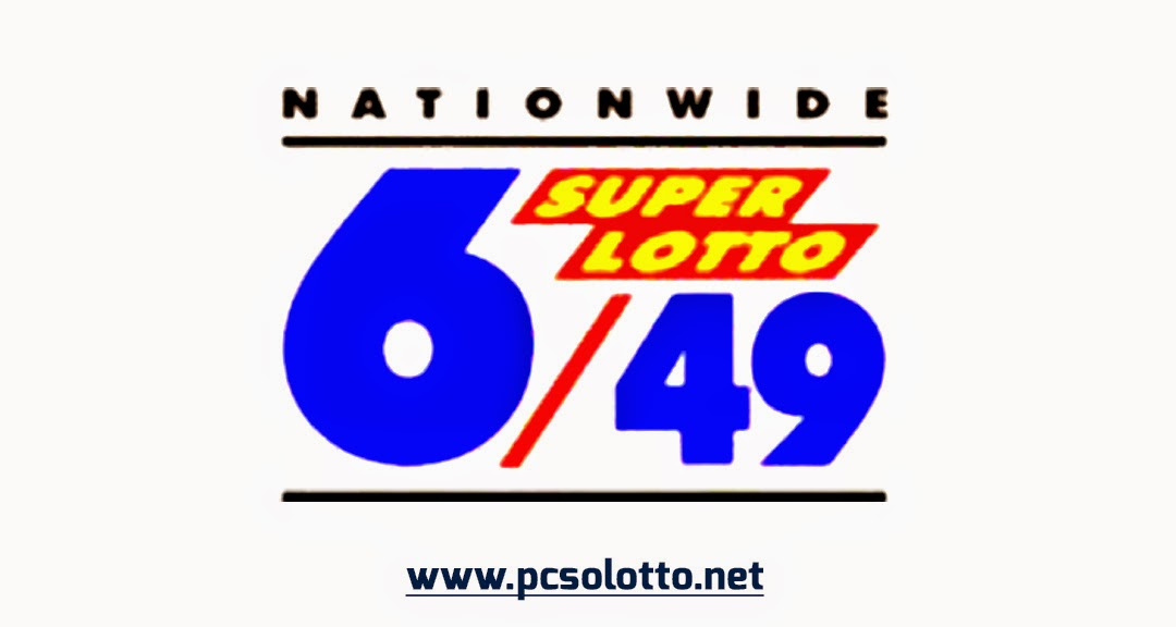 Super Lotto 6/49