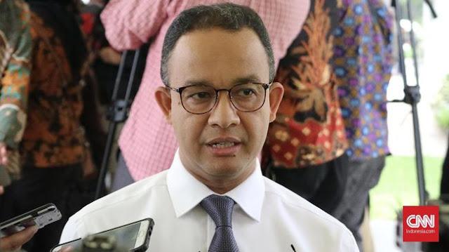 Semobil Bersama JK, Anies Disebut Zulhas Gubernur Indonesia