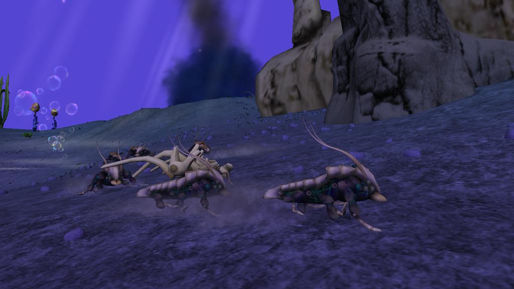 Criaturas del planeta Monlyth ~ Spore Galaxies: The Fallen Spore_20-05-2012_12-34-59_zpsaigq00vj