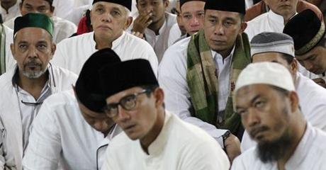 Sandiaga Uno Bantah Anies Baswedan Bakal Bertemu Habib Rizieq di Tanah Suci
