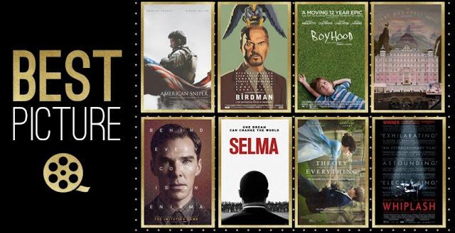 جائزة الاوسكار لافضل فيلم
