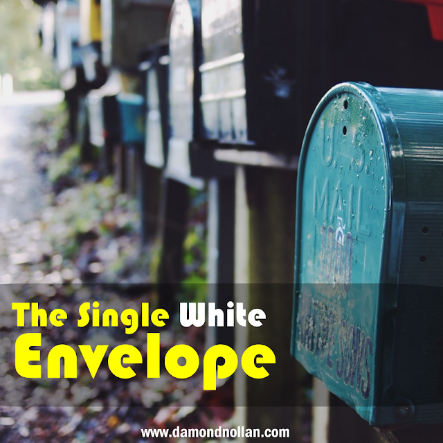 The Single White Envelope