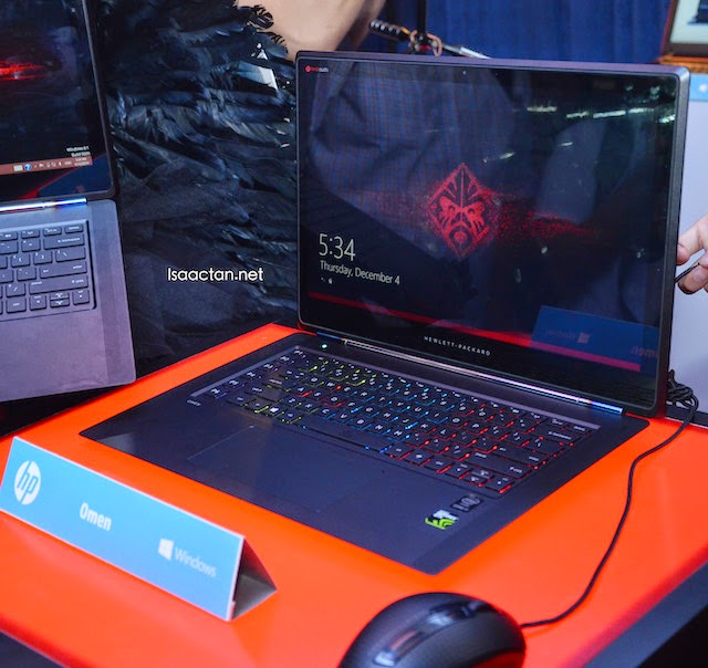 Introducing the HP Omen