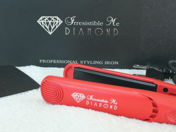 VIDEO REVIEW PLANCHAS IRRESISTIBLE ME DIAMOND