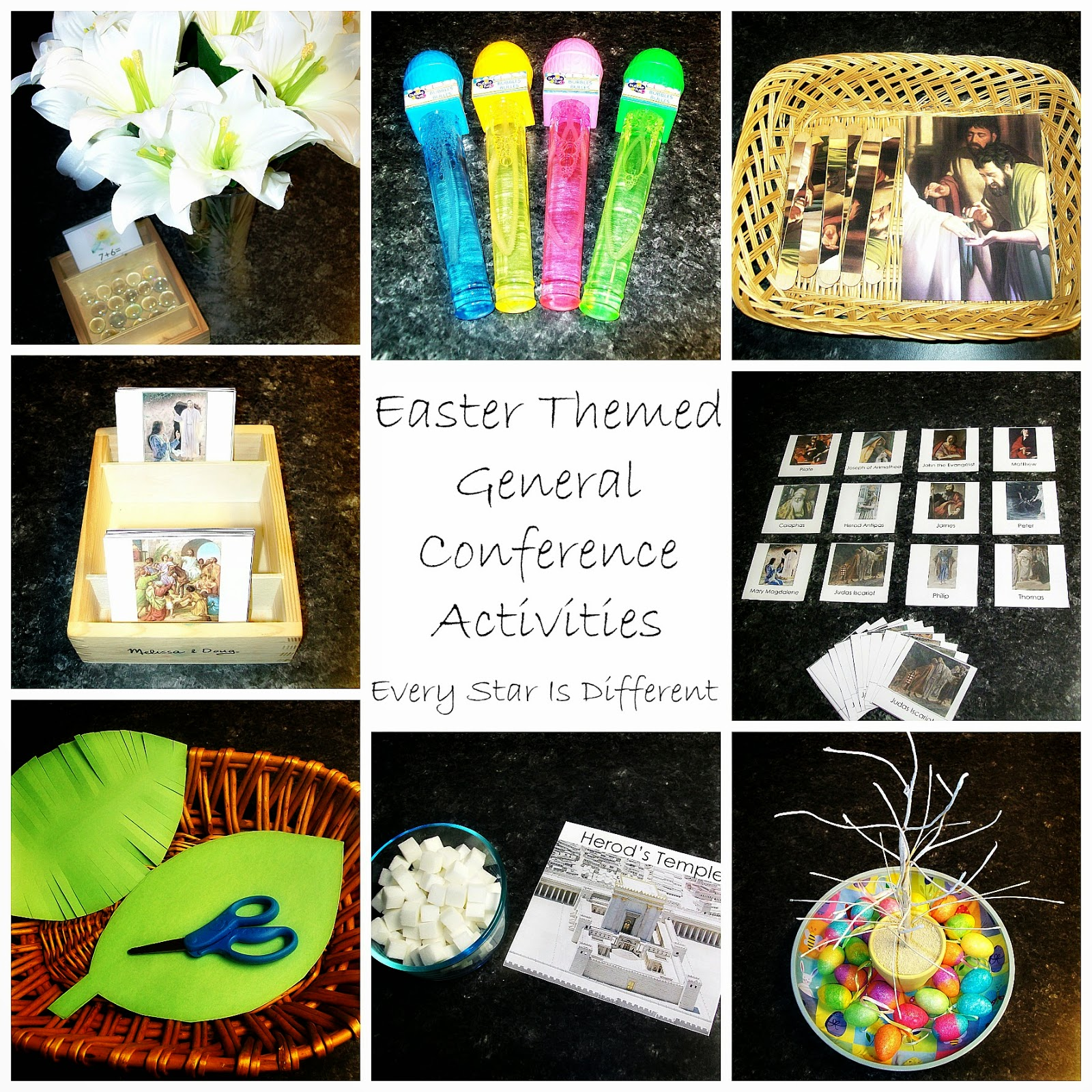 Easter Themed Activities for Kids