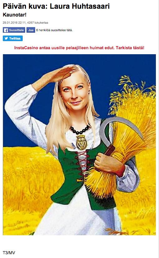 Eloveena Tyttö