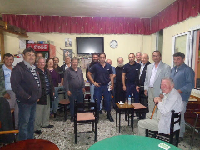 Ήπειρος: Η αστυνομία ενημέρωσε τους ηλικιωμένους της Ηπείρου για τις τηλεφωνικές απάτες