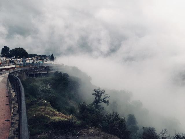 Una historia de amor: Leyenda de la Neblina