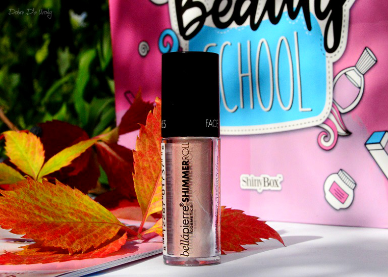 Beauty School by ShinyBox - BelláPierre Shimmer Roll