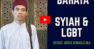 Syiah dan LGBT oleh Ust. Abdul Somad, Lc, M.A [Video]