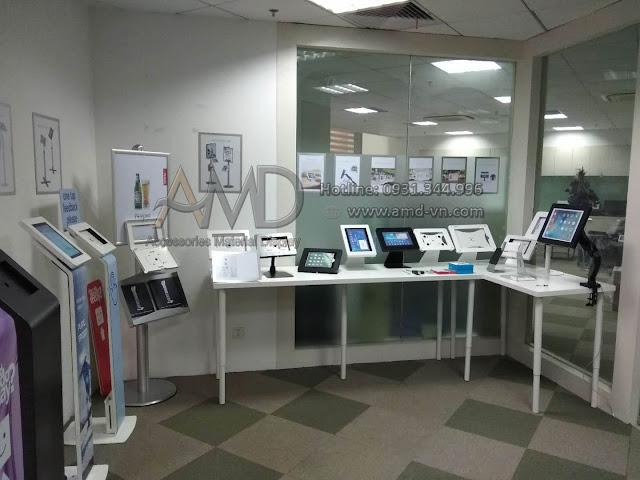 Giá đỡ máy tính bảng, giá đỡ iPad, giá đỡ iPad đa năng, giá đỡ ipad tr