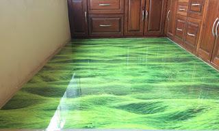 3d flooring India