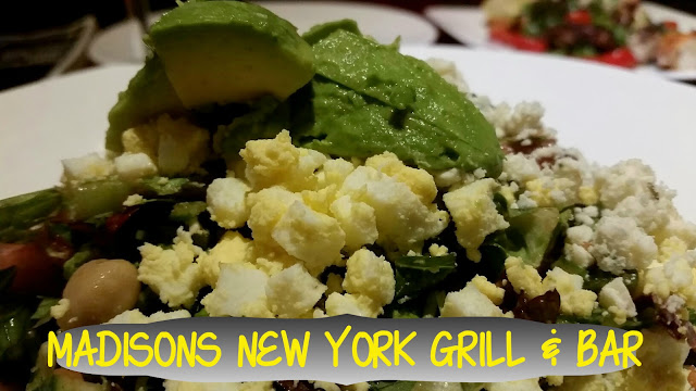 MADISONS NEW YORK GRILL & BAR www.simplysassystyle.com