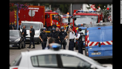 deadly church attack in france