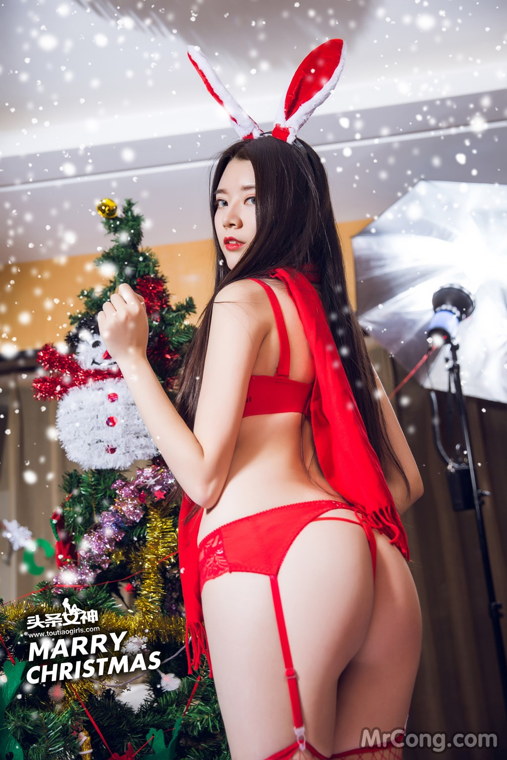 Image MrCong.com-TouTiao-2016-12-19-Lin-Lei-009 in post TouTiao 2016-12-19: Người mẫu Lin Lei (林蕾) (26 ảnh)