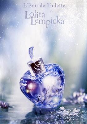 affiche Mon Premier Parfum de Lolita Lempicka