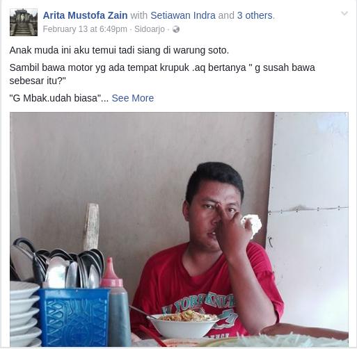 Keren! Pemuda ini Hasilkan 9,6 Juta Perbulan Hanya Dengan Berjualan Krupuk