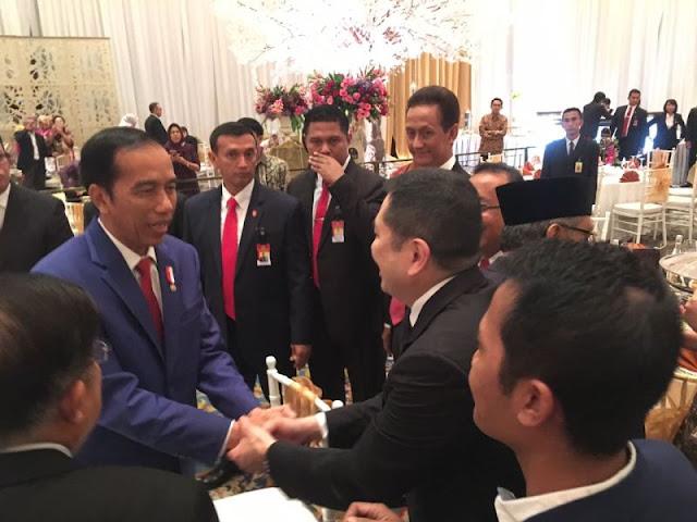 Perindo Bermimpi Jokowi pilih Hary Tanoe jadi Cawapresnya