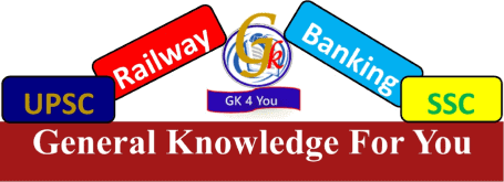 General Knowledge 4 You- Online GK in hindi Study Deeply