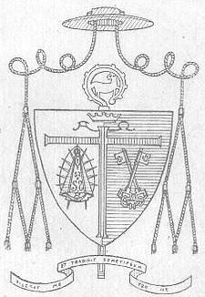 Heráldica en la Argentina: Escudo de monseñor Manuel Menéndez
