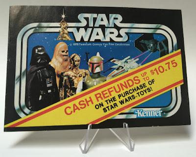 KENNER Vintage Product Range Booklet 1982 STAR WARS THE EMPIRE STRIKES BACK