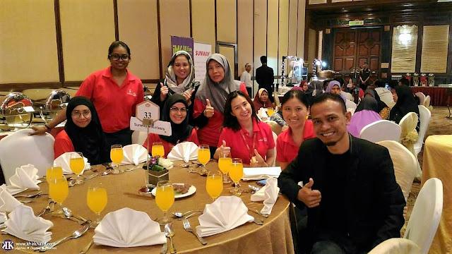 Sunway Volunteers, Sunway For Good, Khir Khalid,